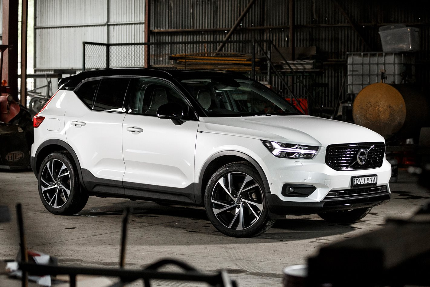 Volvo XC40 2019 Car of the Year winner review