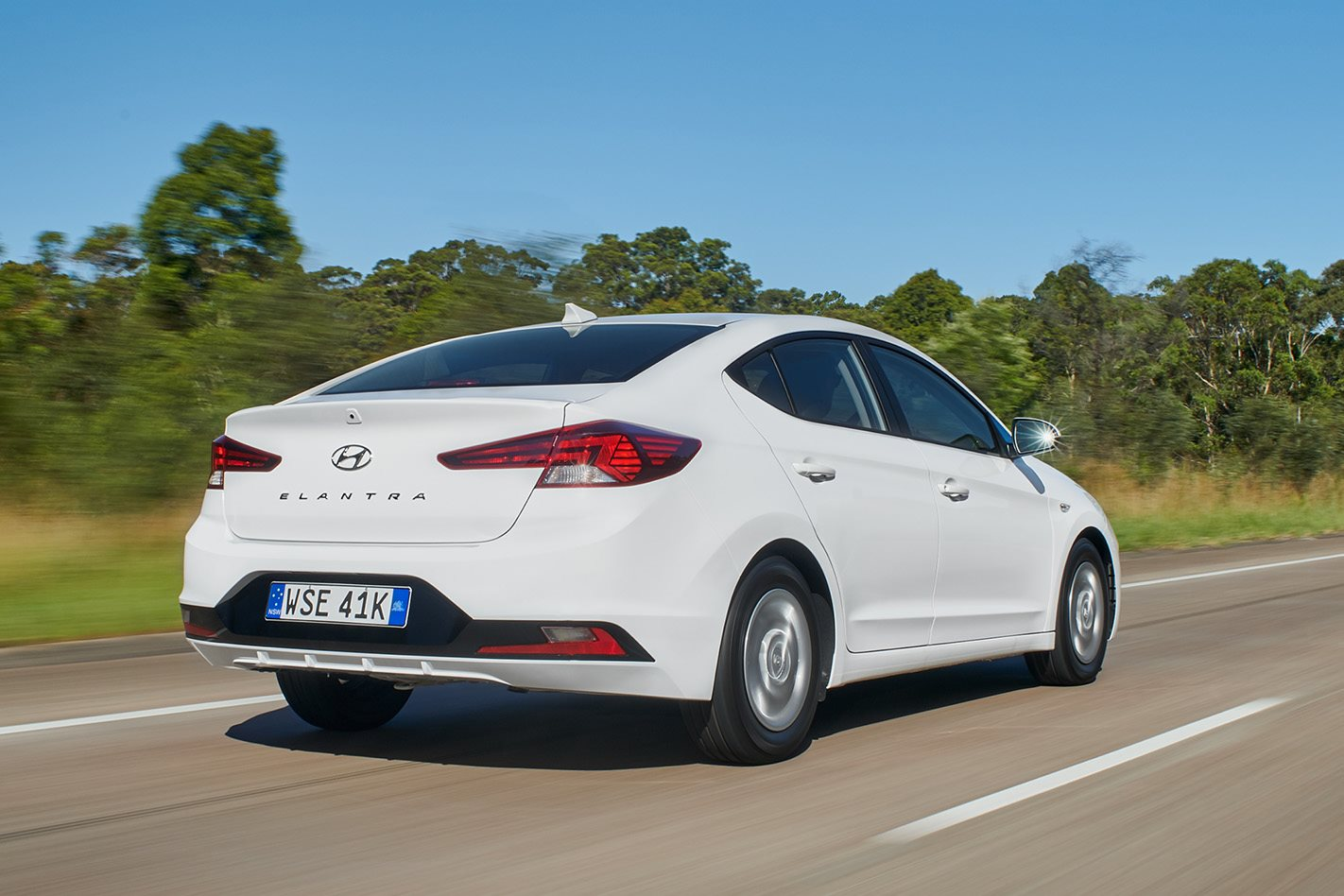 2019 Hyundai Elantra Go automatic quick review