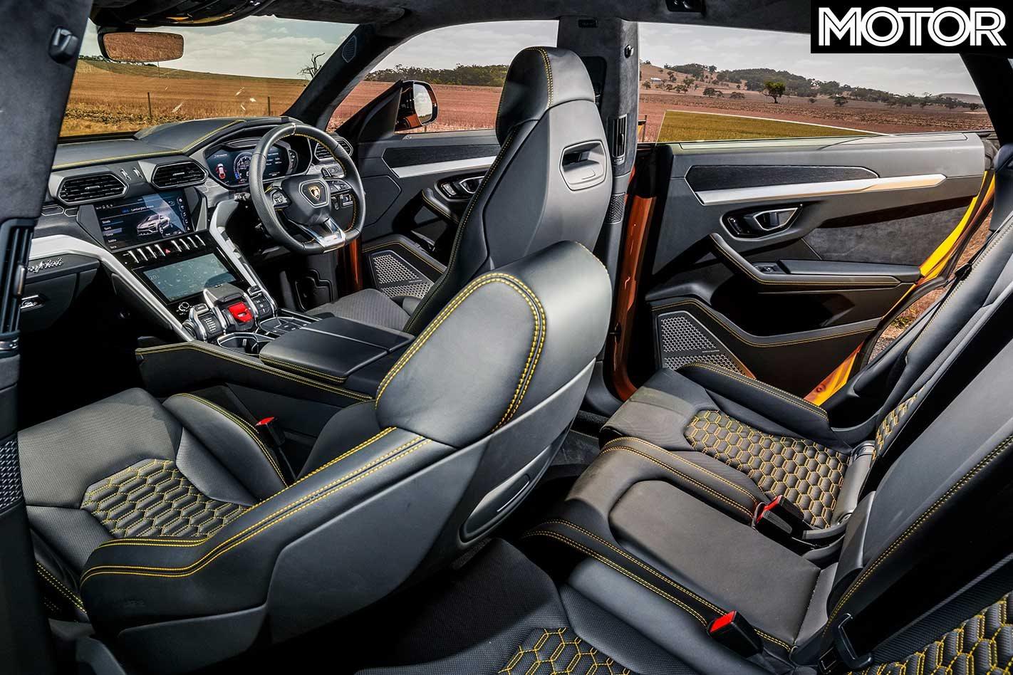 2019 Lamborghini Urus Review Motor