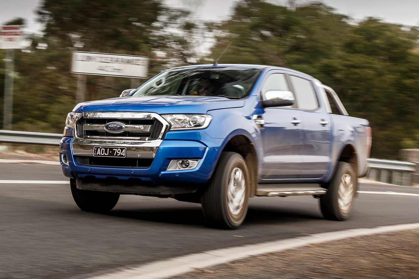 00c310bd23d Ford Ranger and Mazda BT-50 recalled due to brake faults
