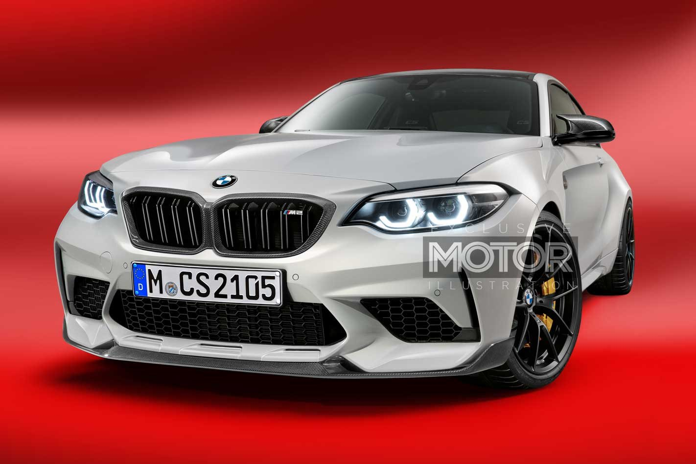 2020 BMW M2 Specs, Redesign And Release Date >> Scooped 2020 Bmw M2 Cs Specs Preview