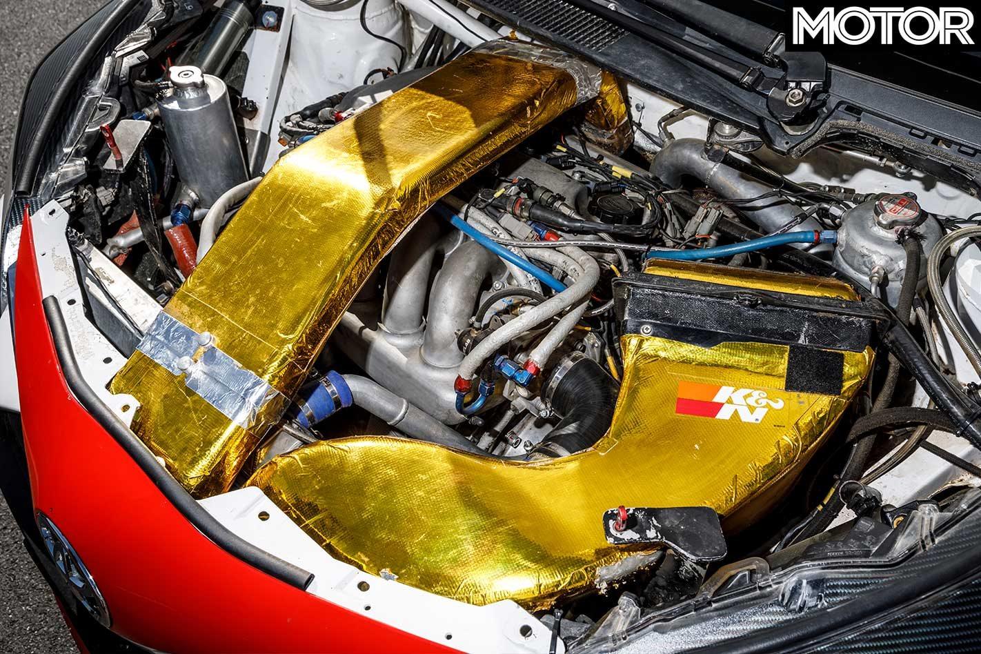 2019 Toyota Yaris AP4 rally car review