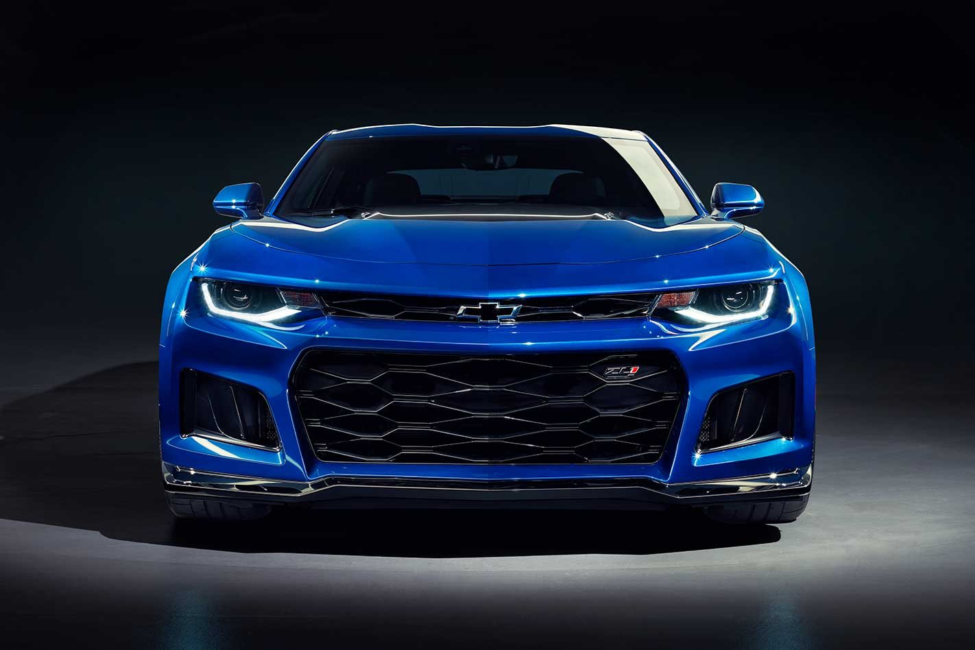 HSV reveals power figures of the Chevrolet Camaro ZL1