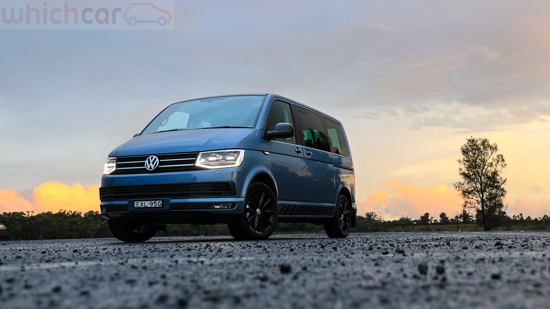 2019 Volkswagen Multivan Black Edition review