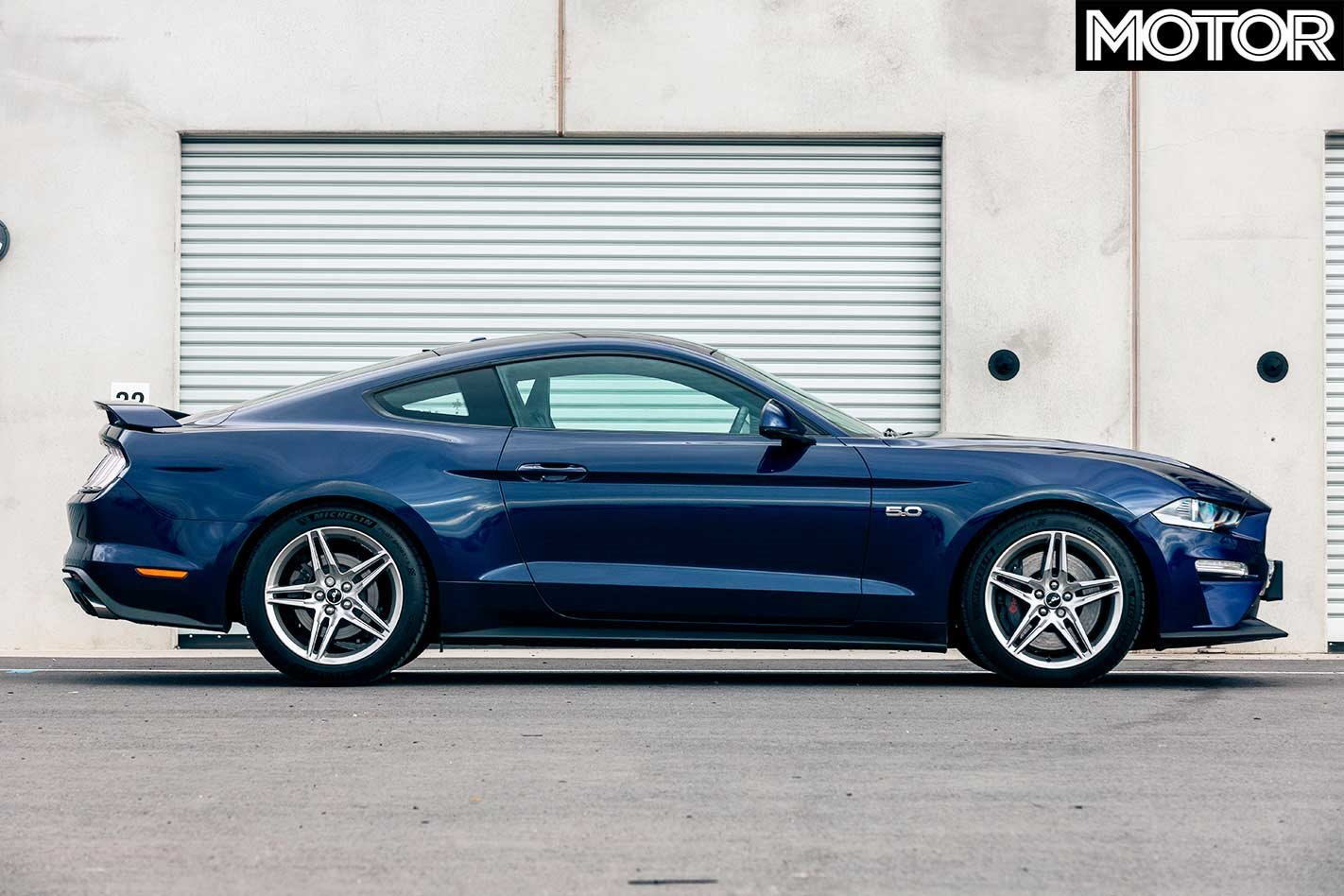 2019 Ford Mustang GT auto overheating issues on track
