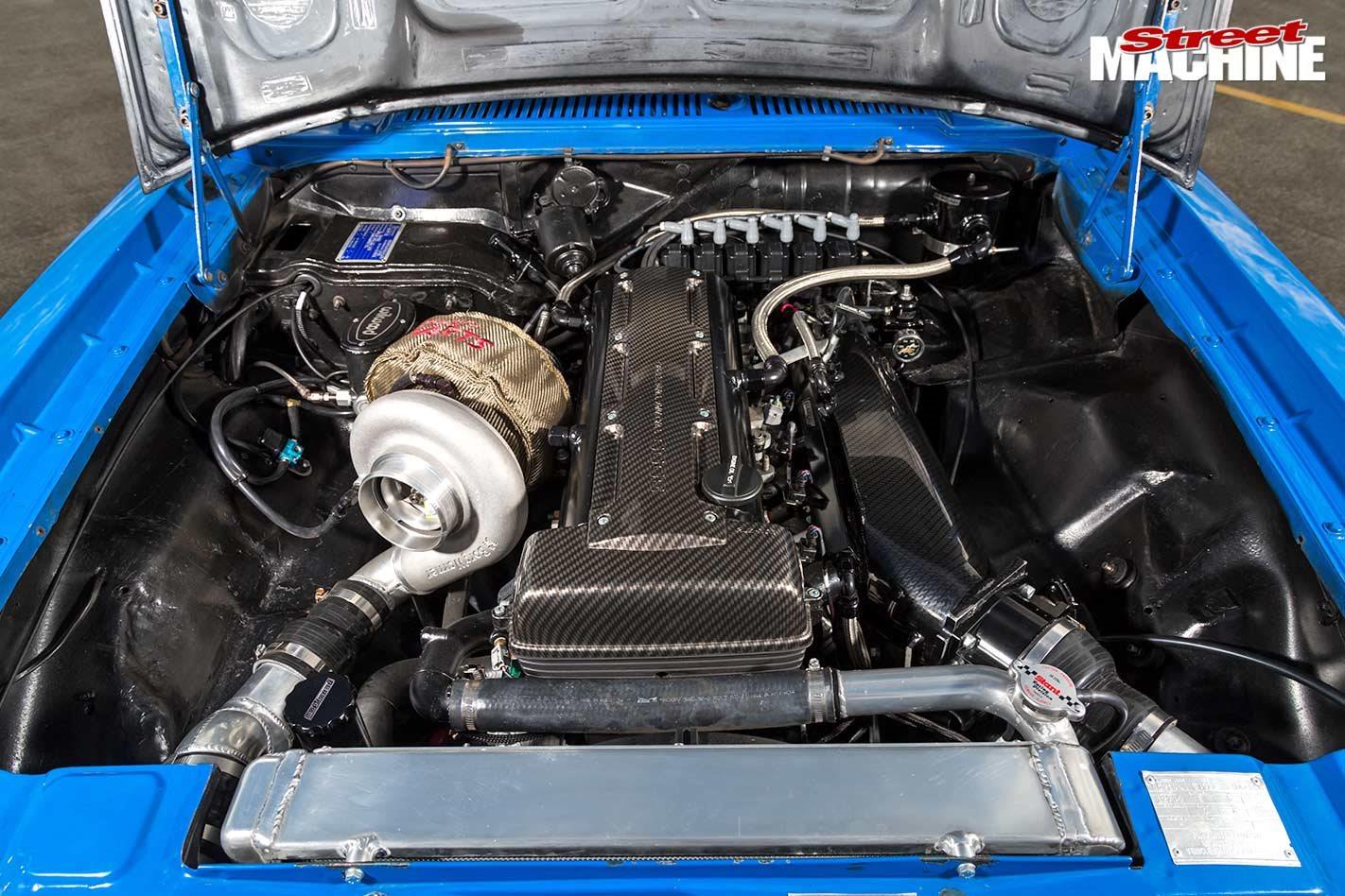 Turbo 2JZ-powered 1978 Ford Cortina TE Ghia