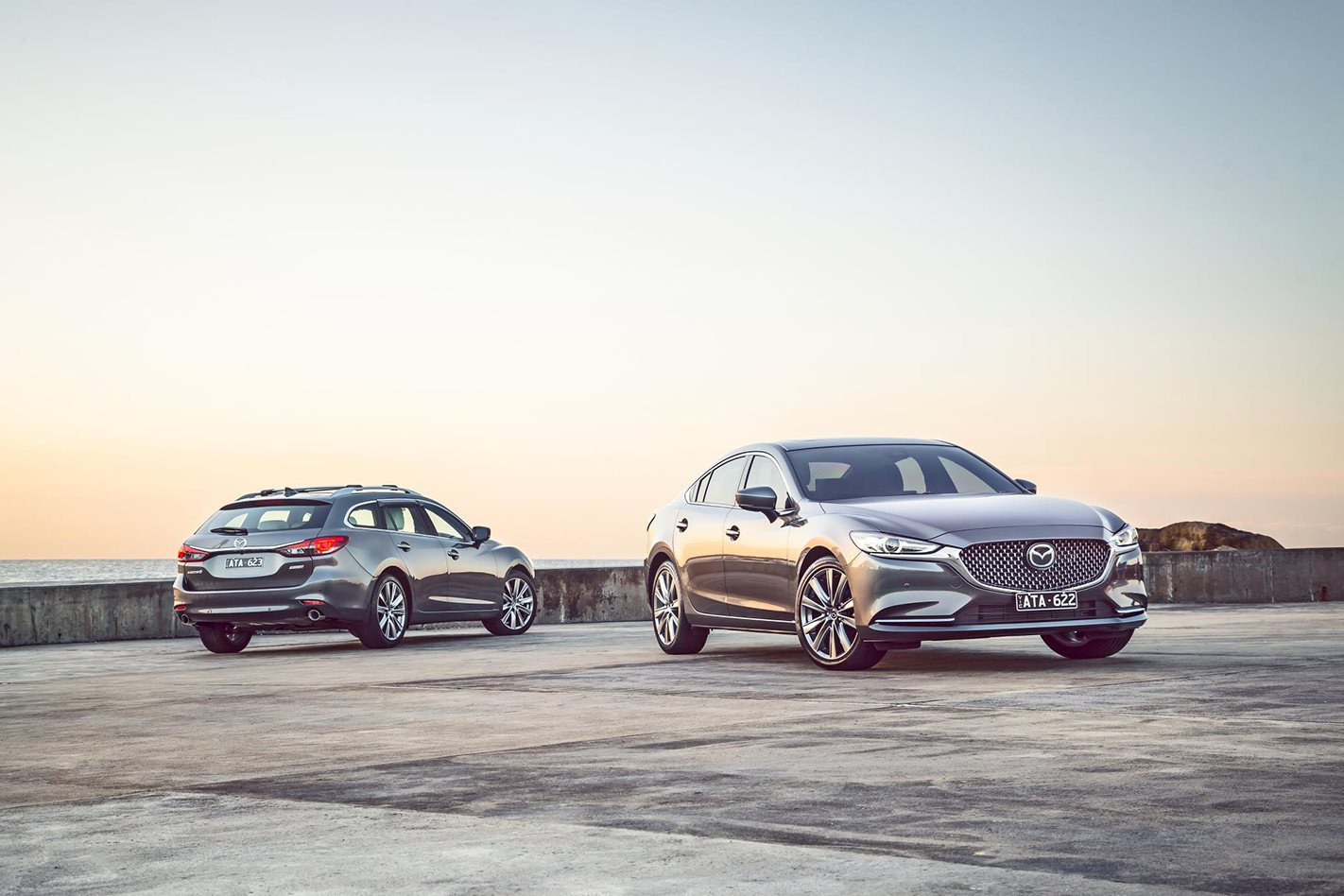 2019 Mazda 6 loses twin-turbo diesel power but gains new tech