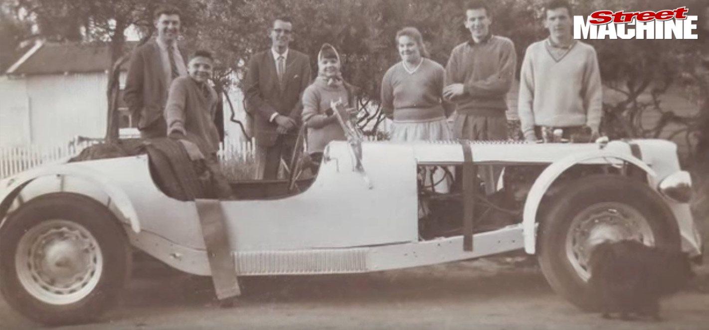 Bolwell Mk I