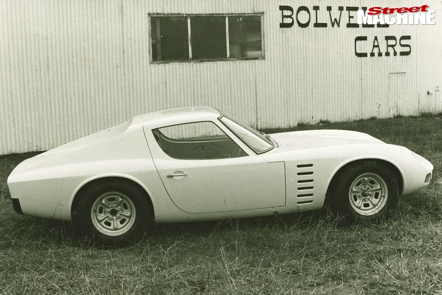 Bolwell Cars