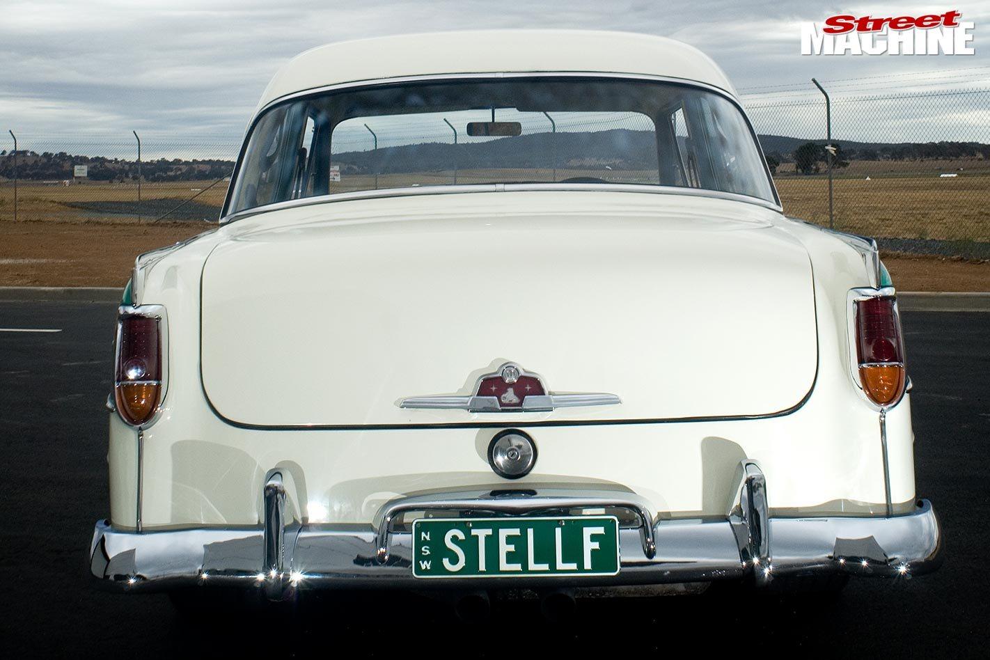 Retrotech 1958 Holden FC Special with EFI V8 power