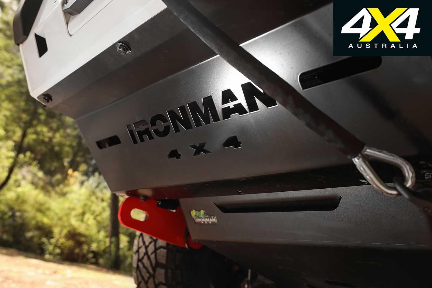 Ironman 4x4 popular ute accessories review   4x4 Australia