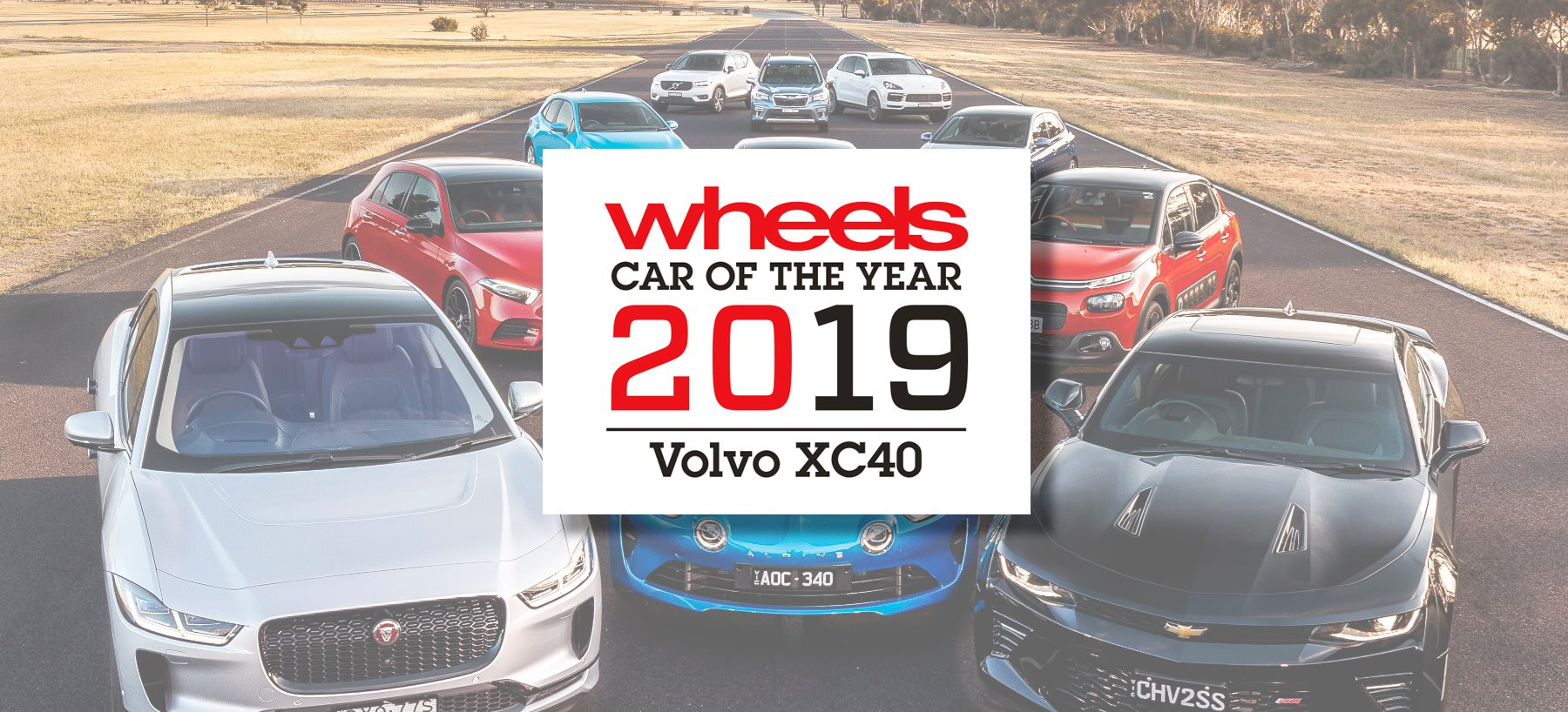 Wheels car of the year 2019
