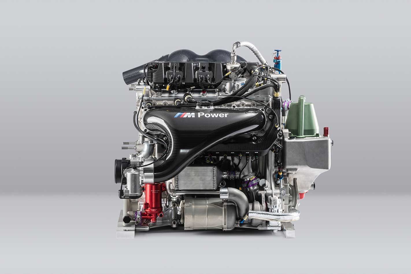 BMW's four-cylinder turbo DTM engine explained: Geek Speak