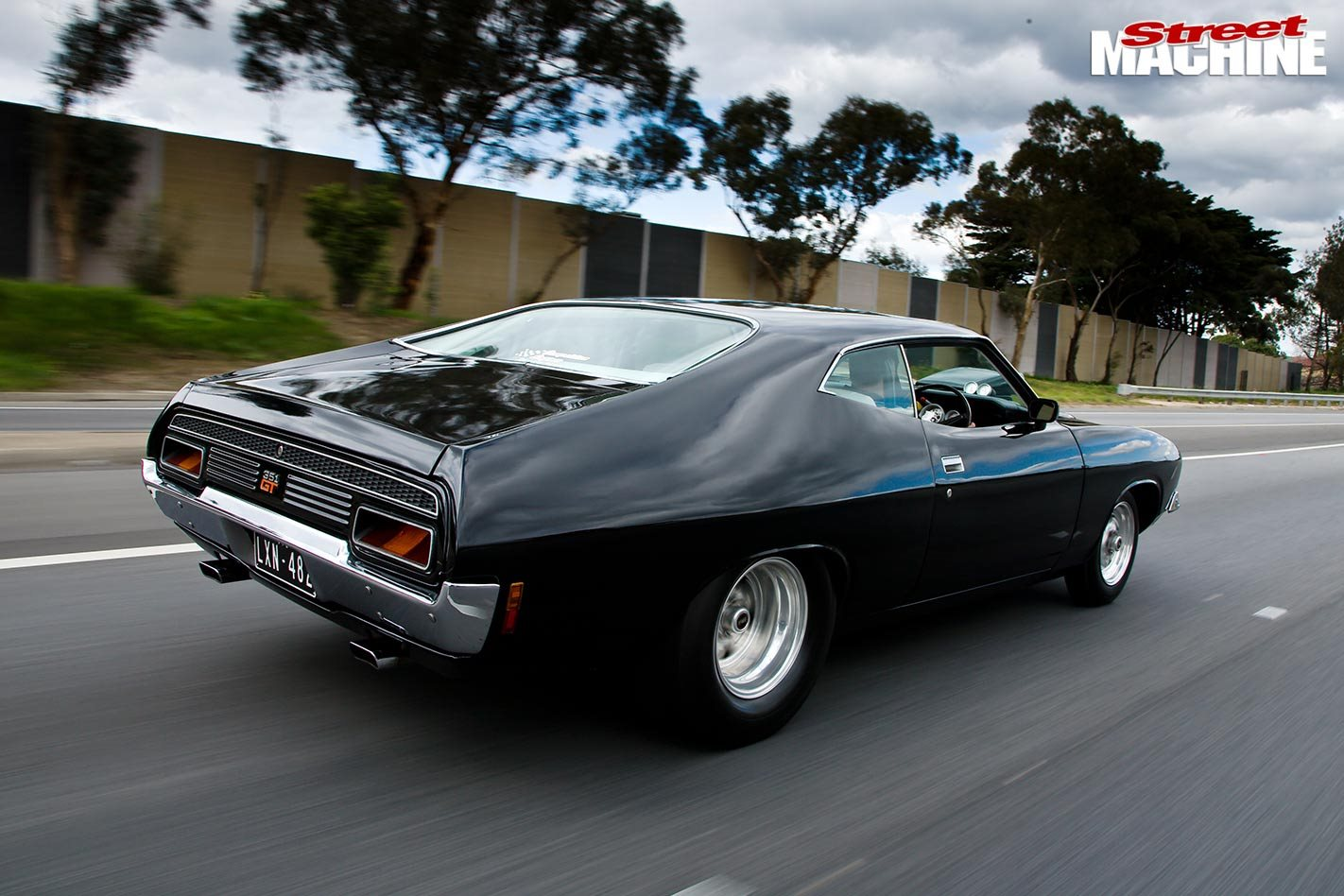 1974 Ford Falcon Xb Coupe Running A 427 Windsor