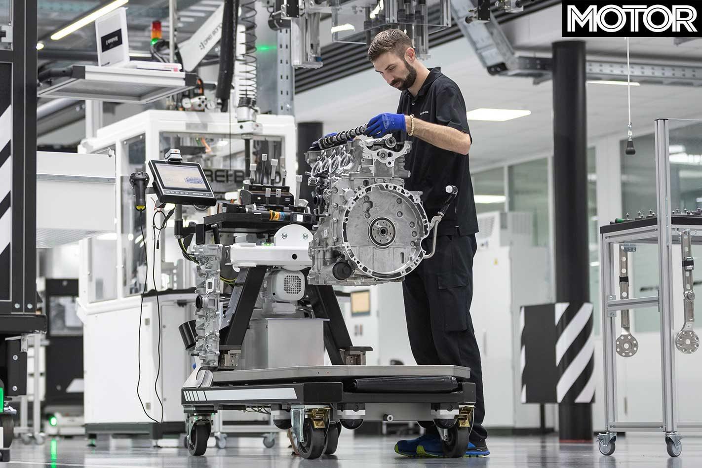 Mercedes-AMG's 310kW M139 engine explained: Geek Speak