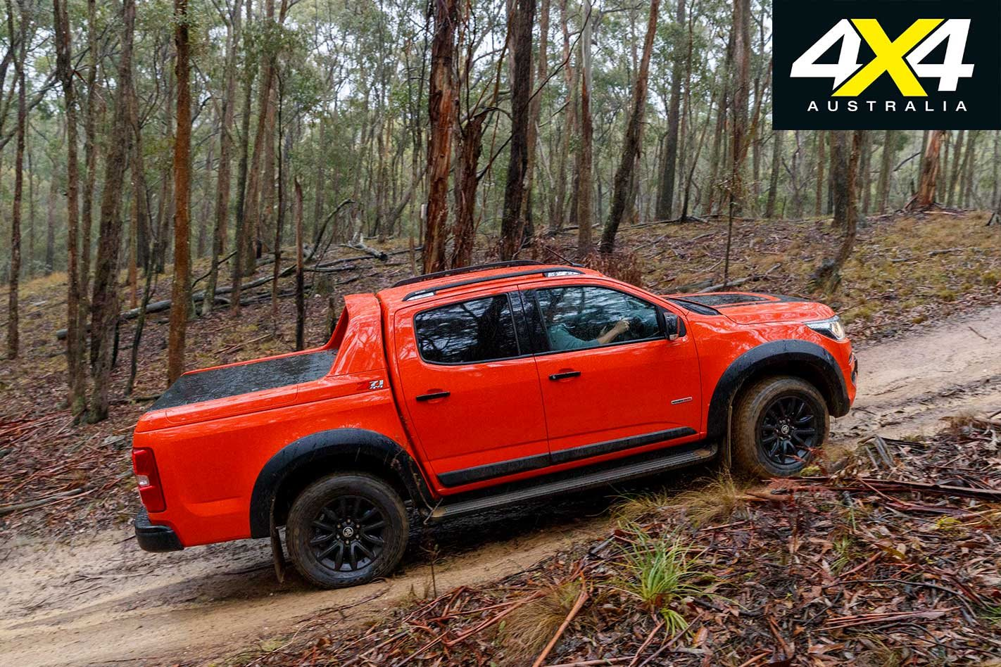 2020 Holden Colorado First 4x4 Drive Review