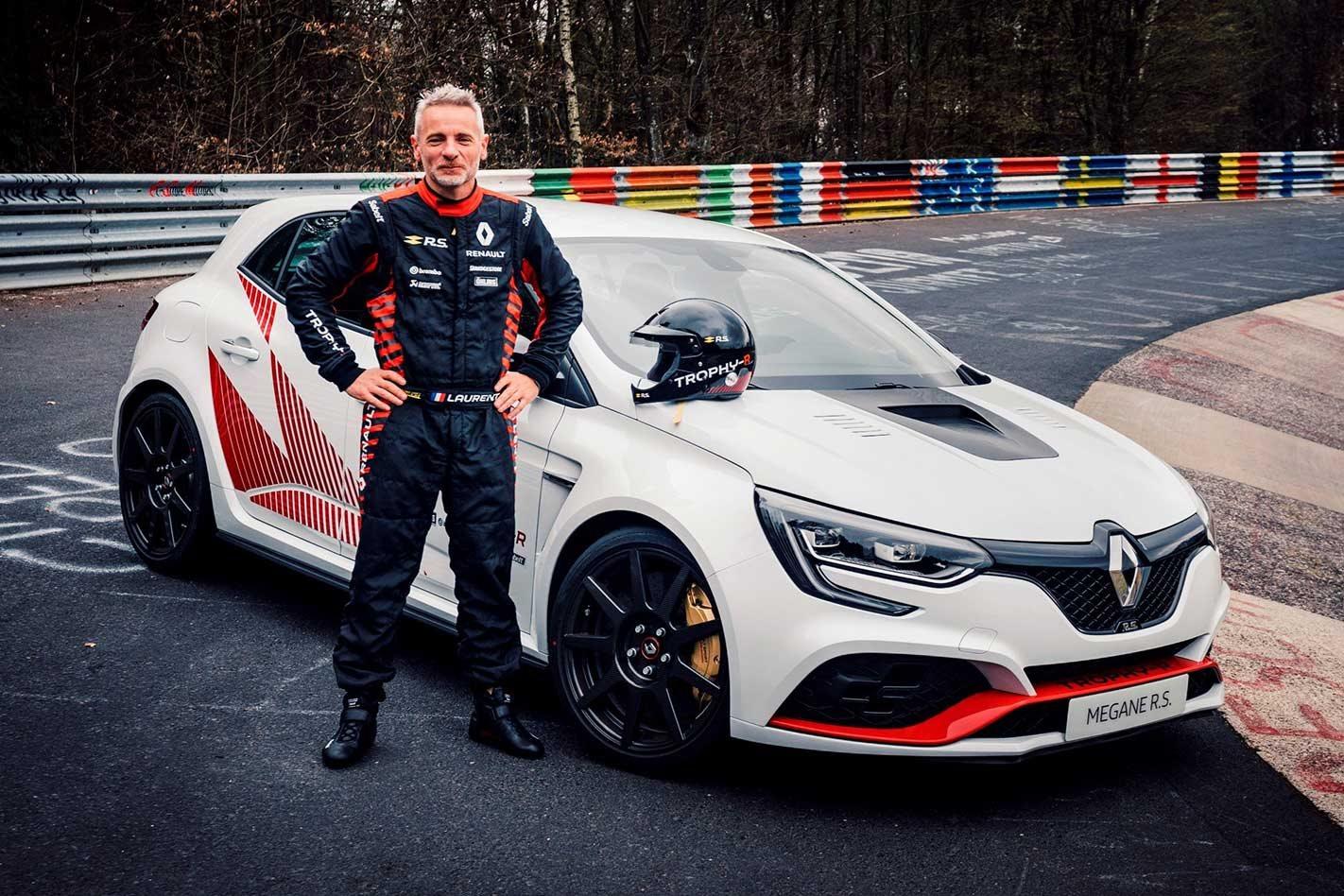 The Renault Megane Rs Trophy Rs Wheels Were Made In Australia