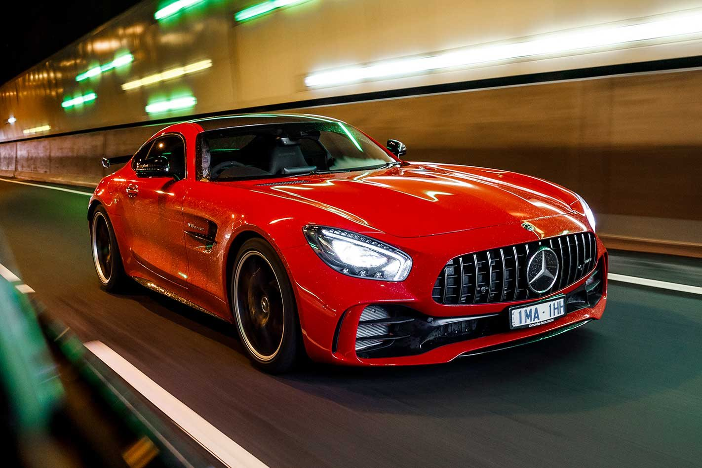 12 hours in a 2019 Mercedes-AMG GT R review