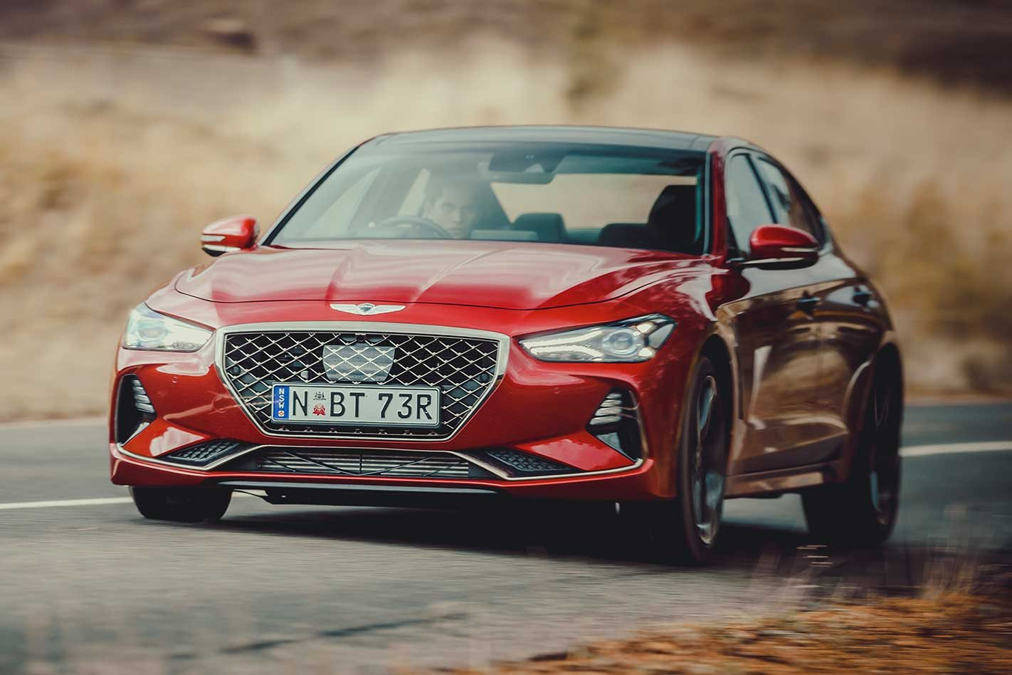 2019 genesis g70 3 3t performance review