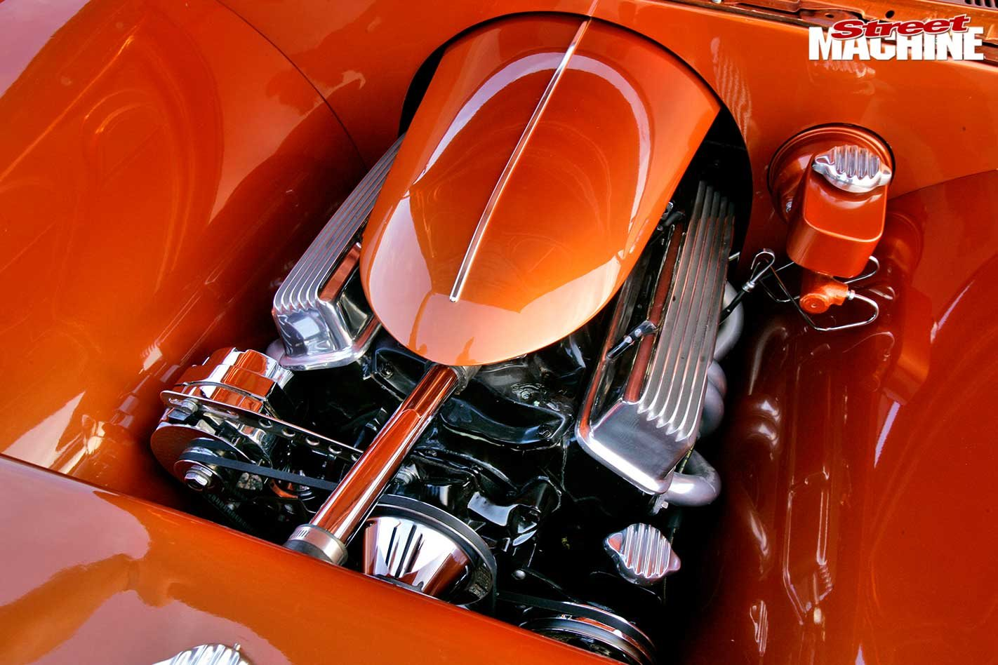 Bagged 1960 Chevrolet El Camino - flashback