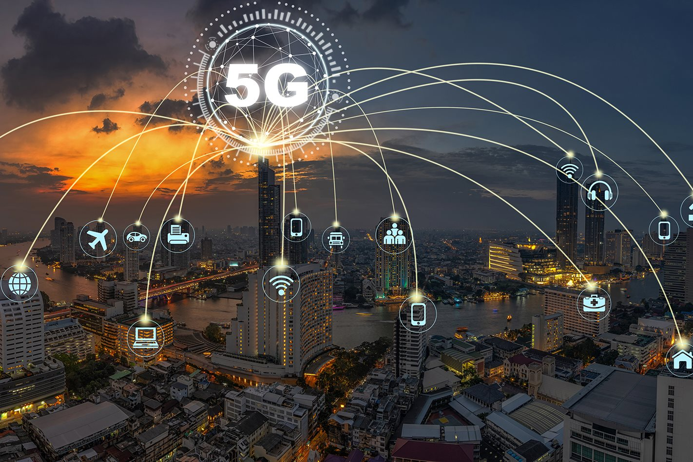 5G internet will have big ramifications for the world of cars