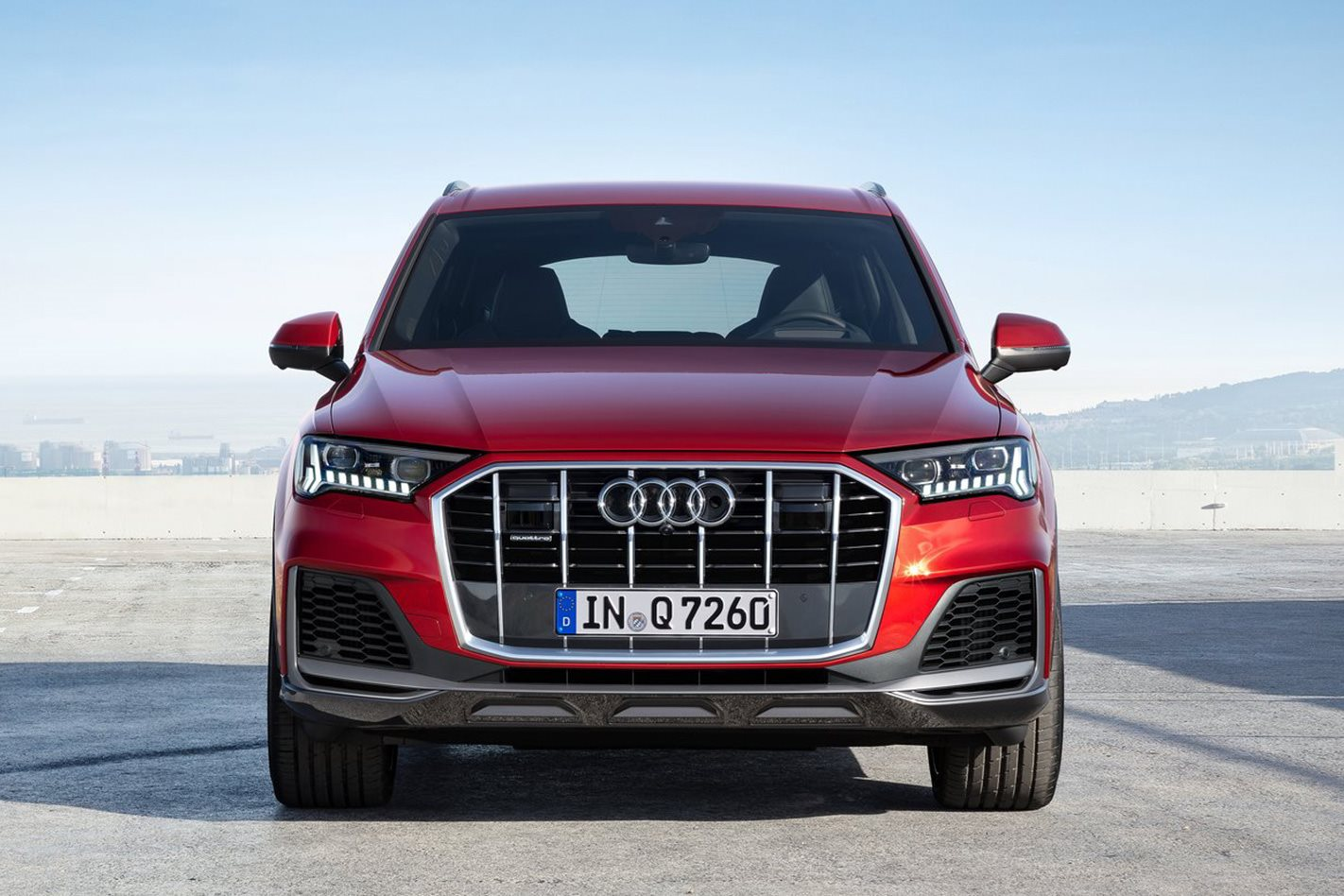 2020 Audi Q7 Facelift Reveals New Look Reworked Interior