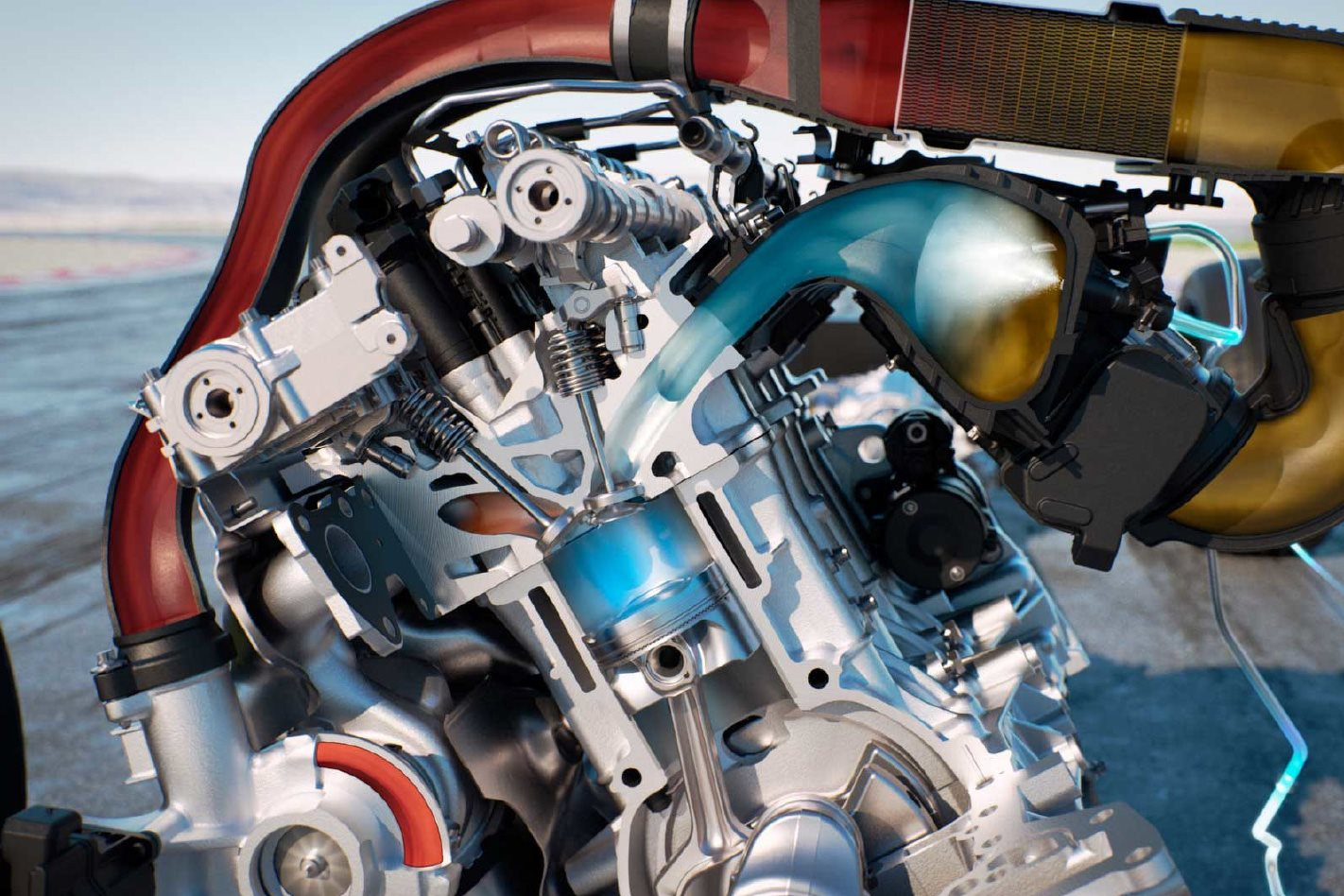 Explained: BMW water injection system