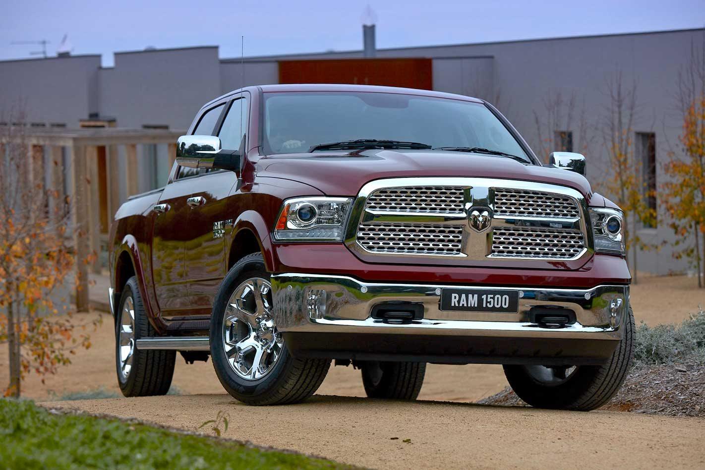 Ram 1500 Ecodiesel Arrives In Australia