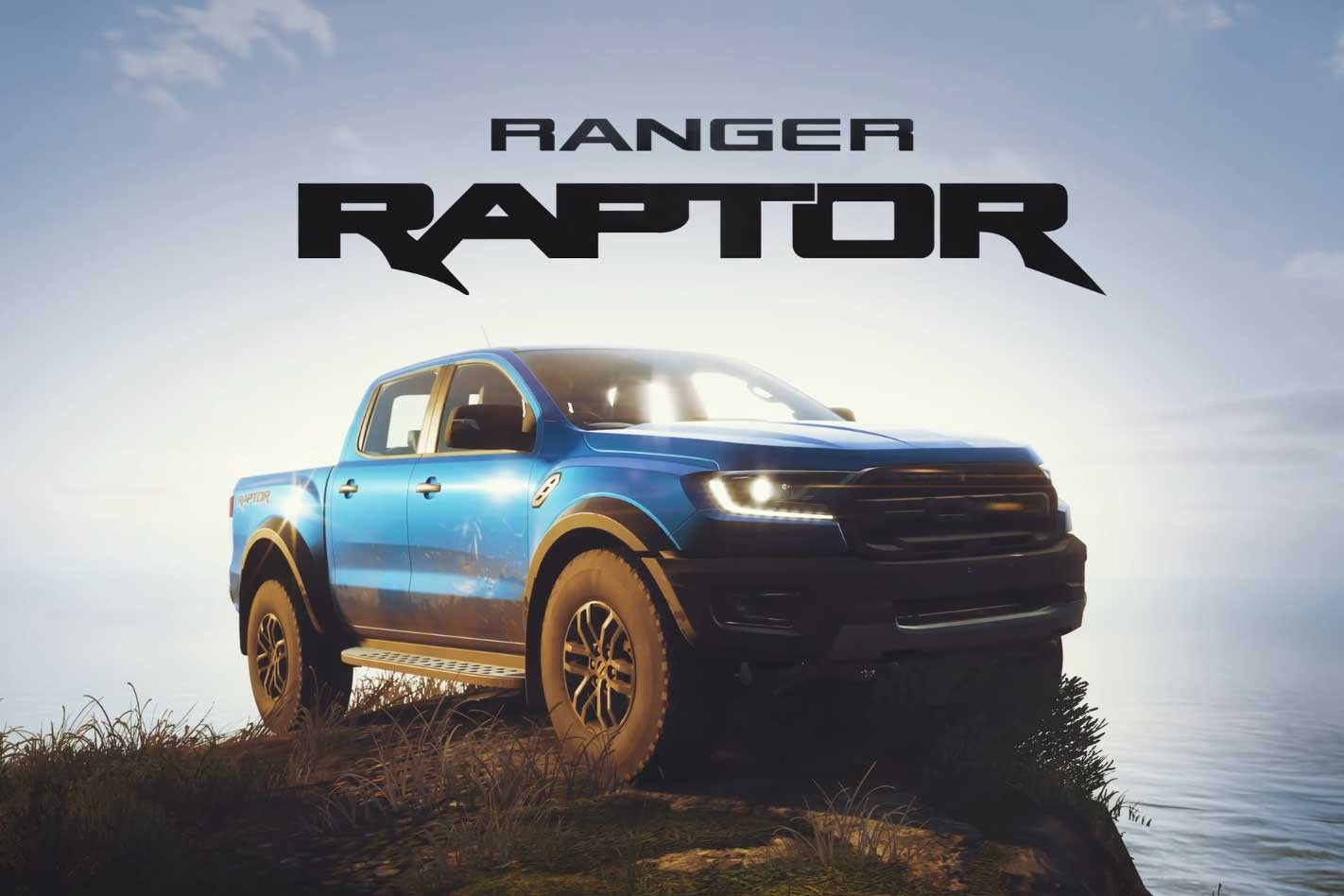Ford Ranger Raptor now available on Forza Horizon 4