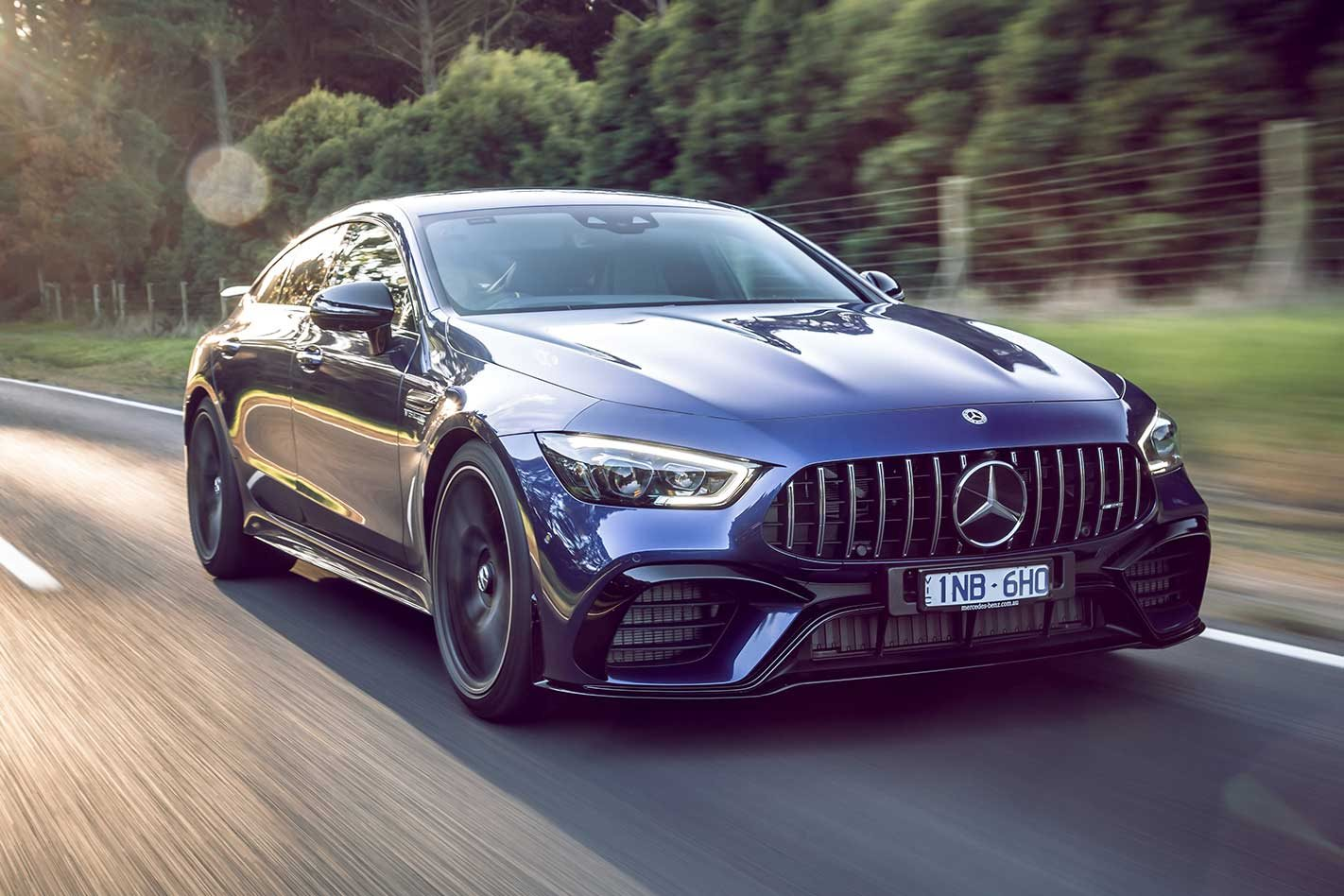 2019 Mercedes-AMG GT63 S review   MOTOR Magazine