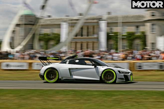 2020 Audi R8 Lms Gt2 Debuts At Goodwood 2019