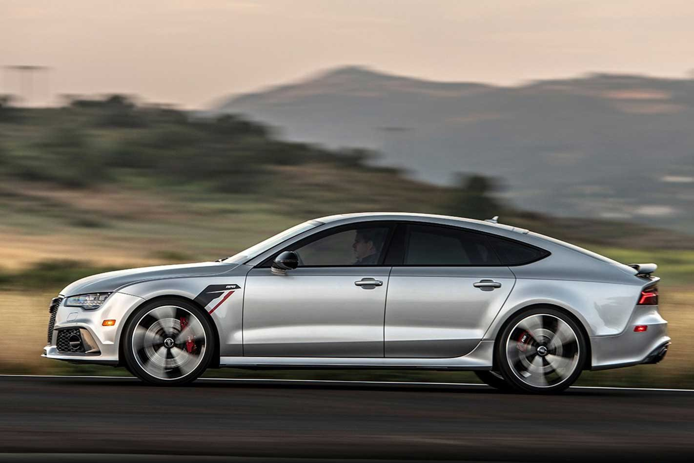 Addarmor Apr Armoured Audi Rs7 Revealed Motor Magazine