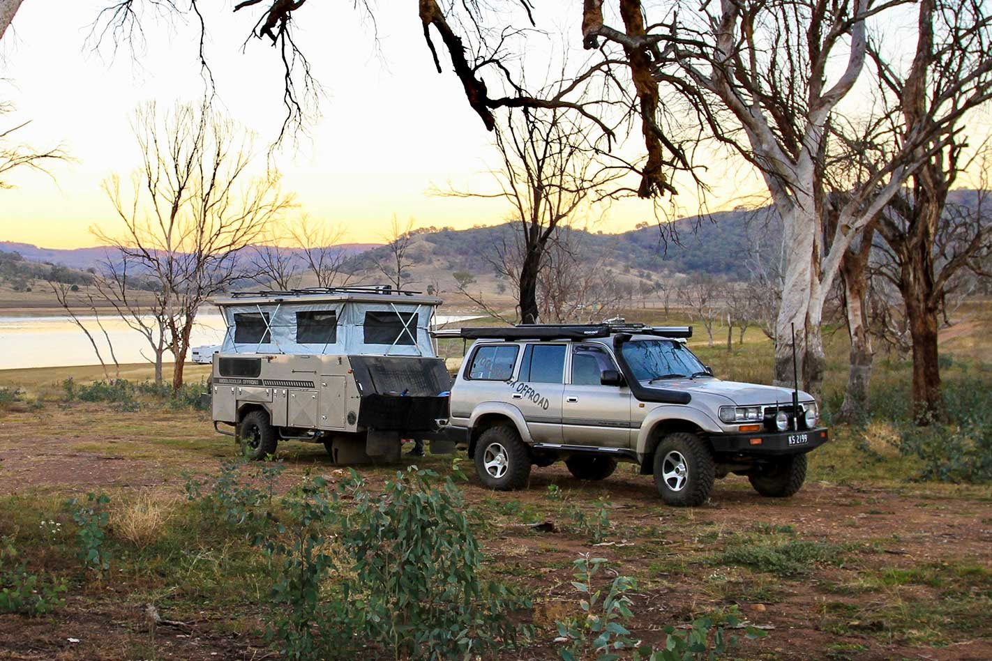 Nundle, NSW: 4x4 travel guide