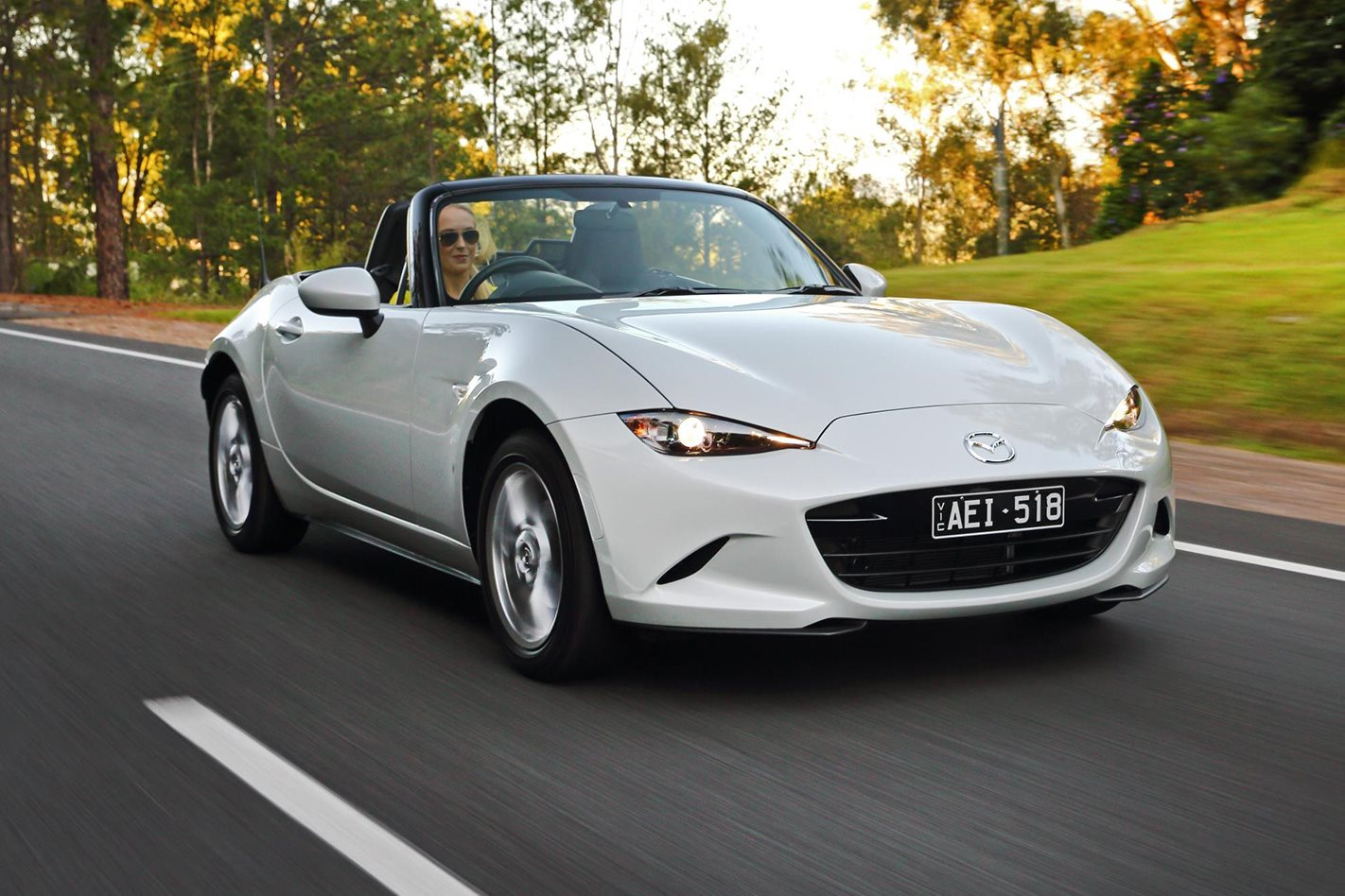 Ten things you didn't know about the Mazda MX-5
