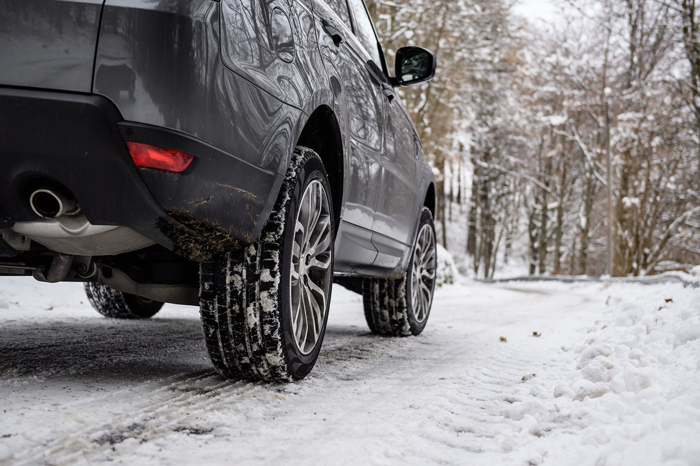 Top 10 tips for winter road trips