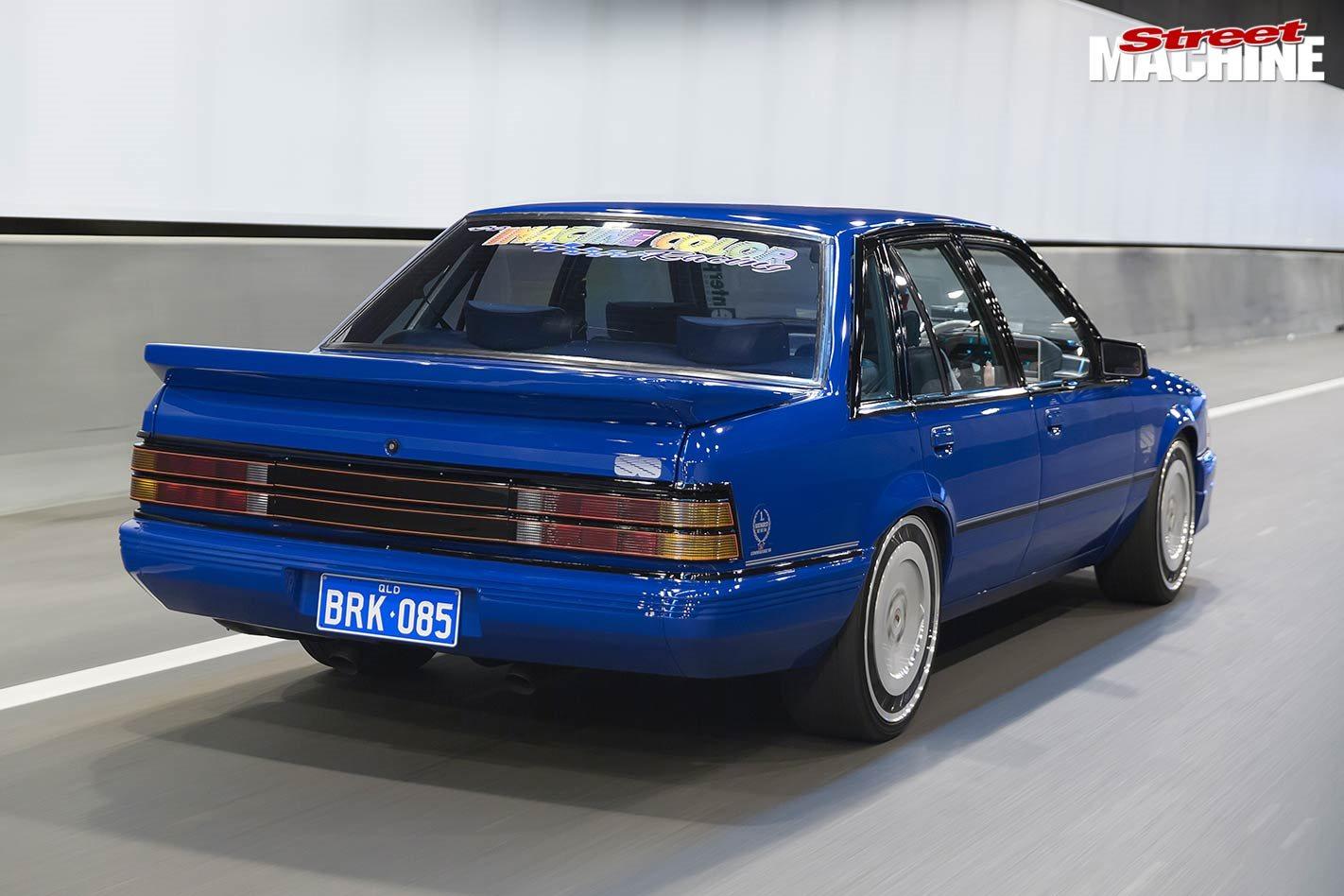 Holden 355-powered 1985 VK Calais Group A replica