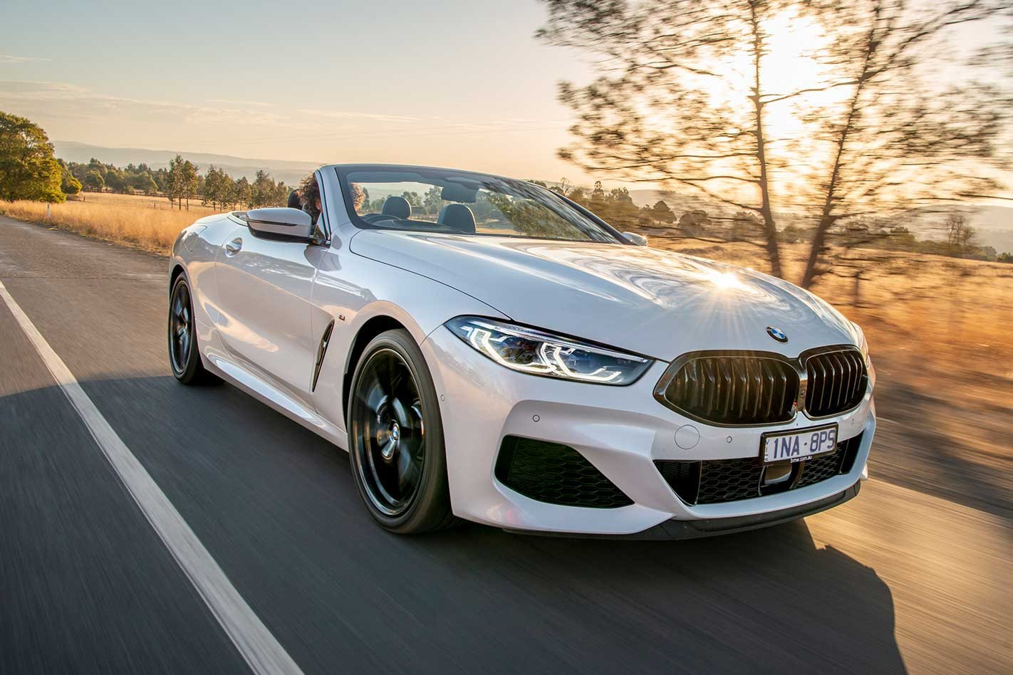 2019 BMW M850i Convertible performance review