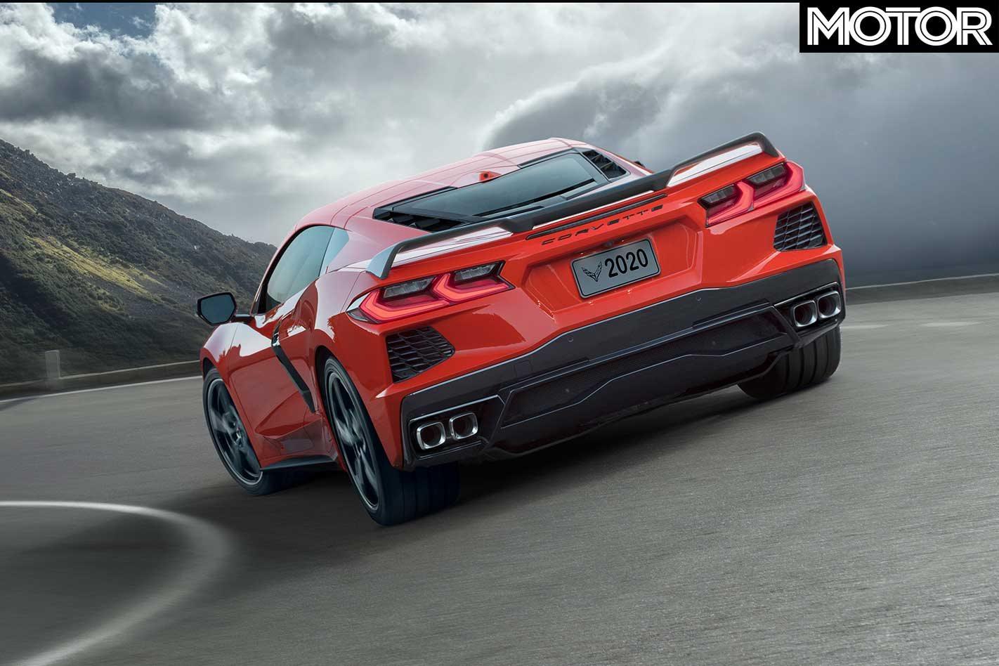 2020 Chevrolet C8 Corvette Stingray Revealed Coming To Australia