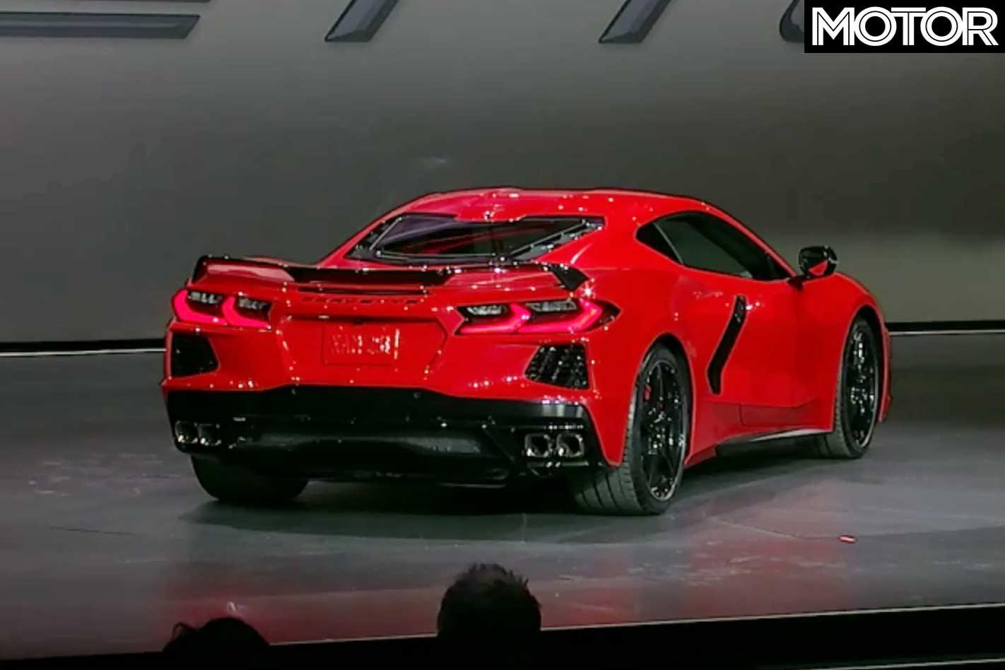 2020 Chevrolet C8 Corvette Stingray revealed, coming to