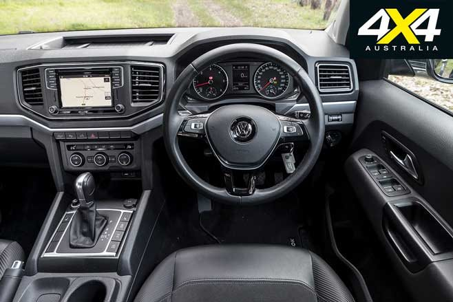 2017 Volkswagen Amarok recalled for seat fault on