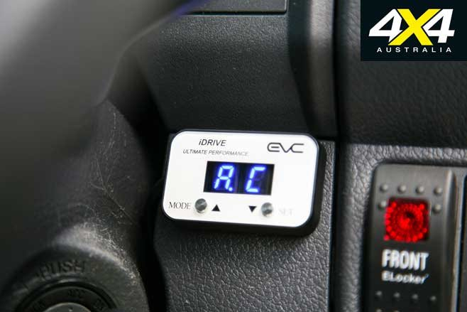 iDrive throttle controller: 4x4 product test