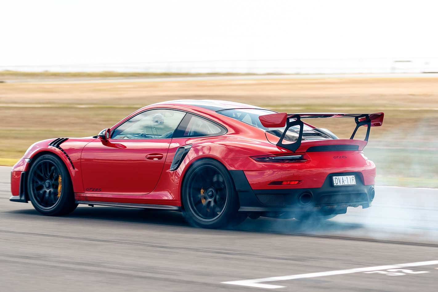 The top fastest cars tested by MOTOR Magazine
