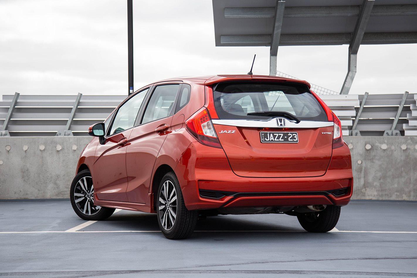 2019 Honda Jazz VTI-S quick review