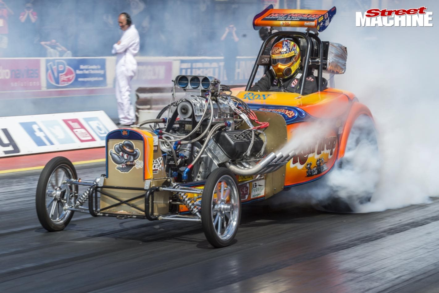 World Fuel Altered Challenge coming to Sydney Dragway in September