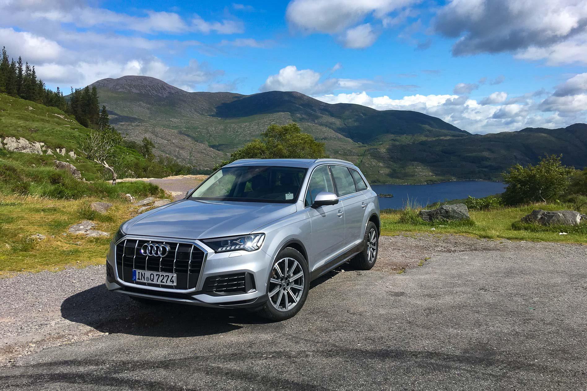 2020 Audi Q7 Review.2020 Audi Q7 Review