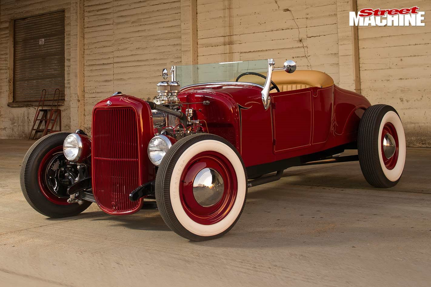 Flathead Powered 1927 Ford Model T Roadster
