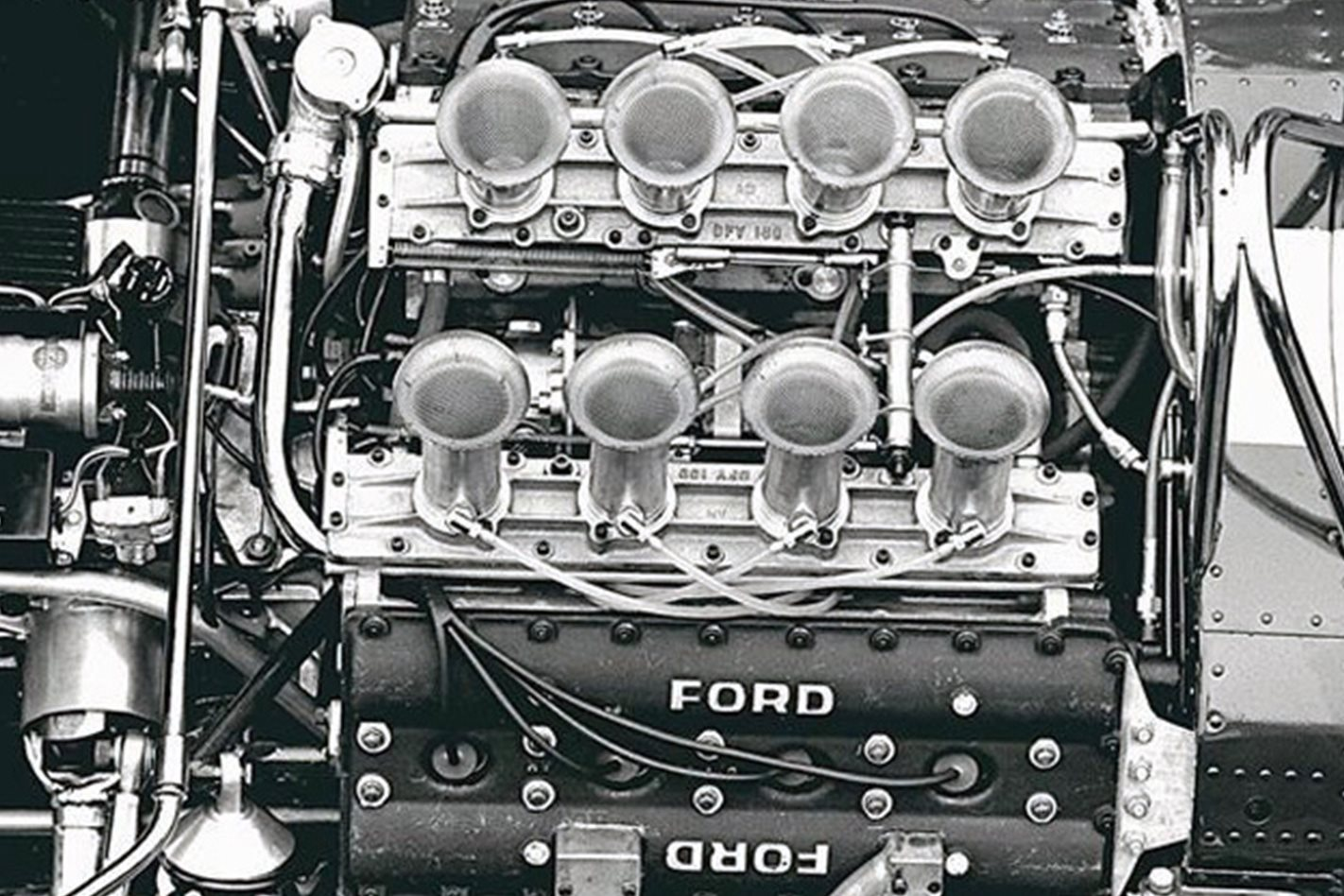 Great V8s: Cosworth Ford DFV