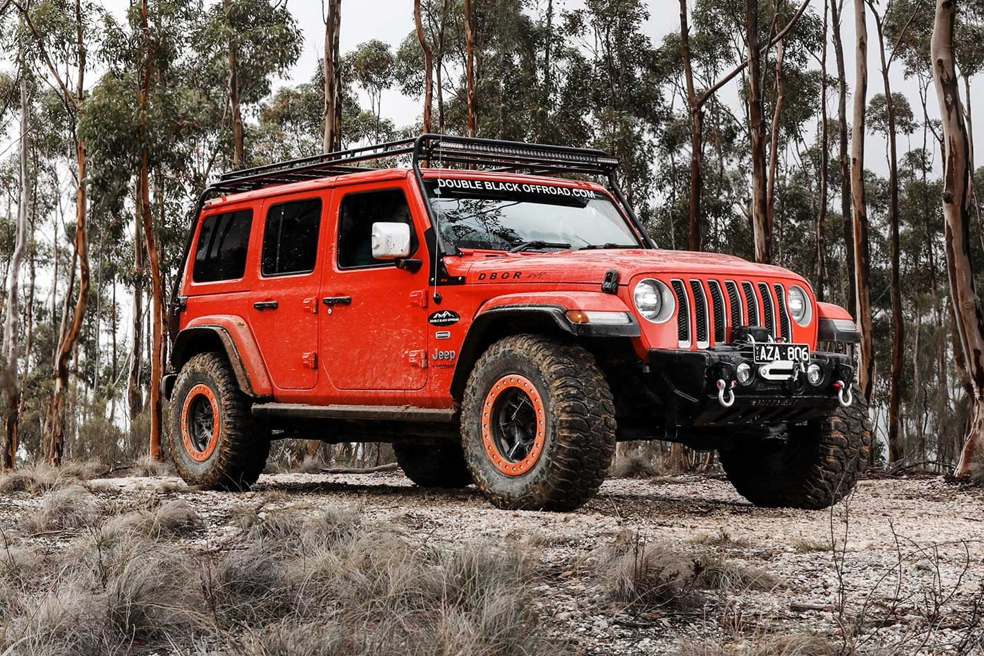 Double Black Offroad S Custom Jeep Jl Wrangler Overland Review