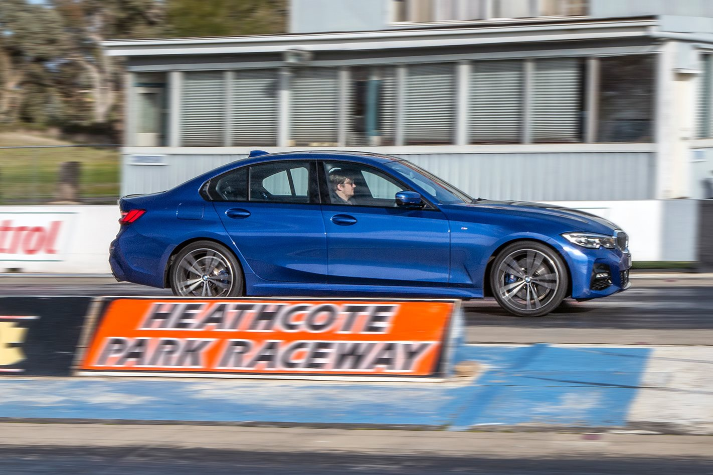 Genesis G70 drags the BMW 330i