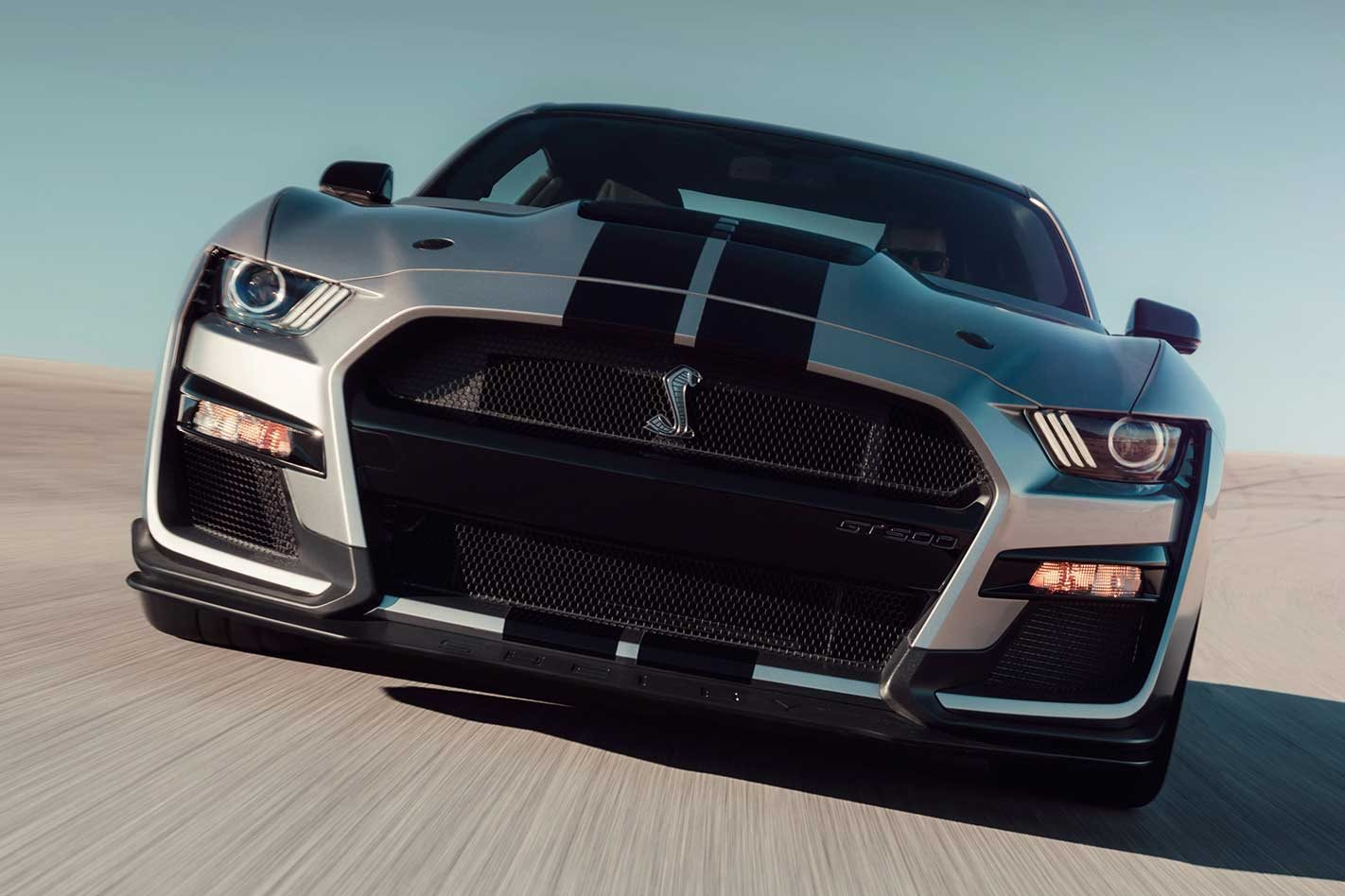 2020 ford mustang shelby gt500 performance details revealed